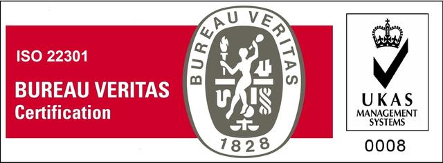 Bureau veritas-managment systems logo
