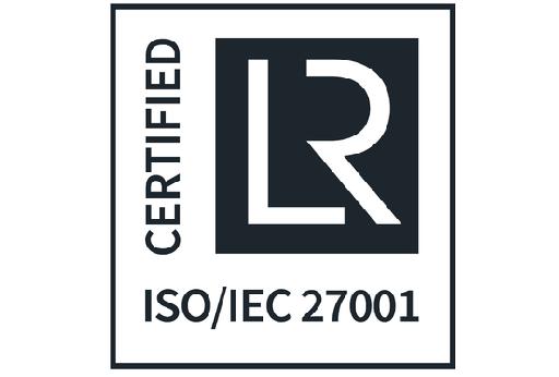 ISO/IEC 27001 logo